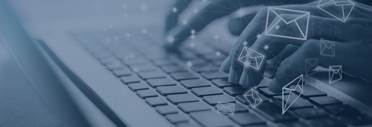 Inteligencia mediante correo electrónico
